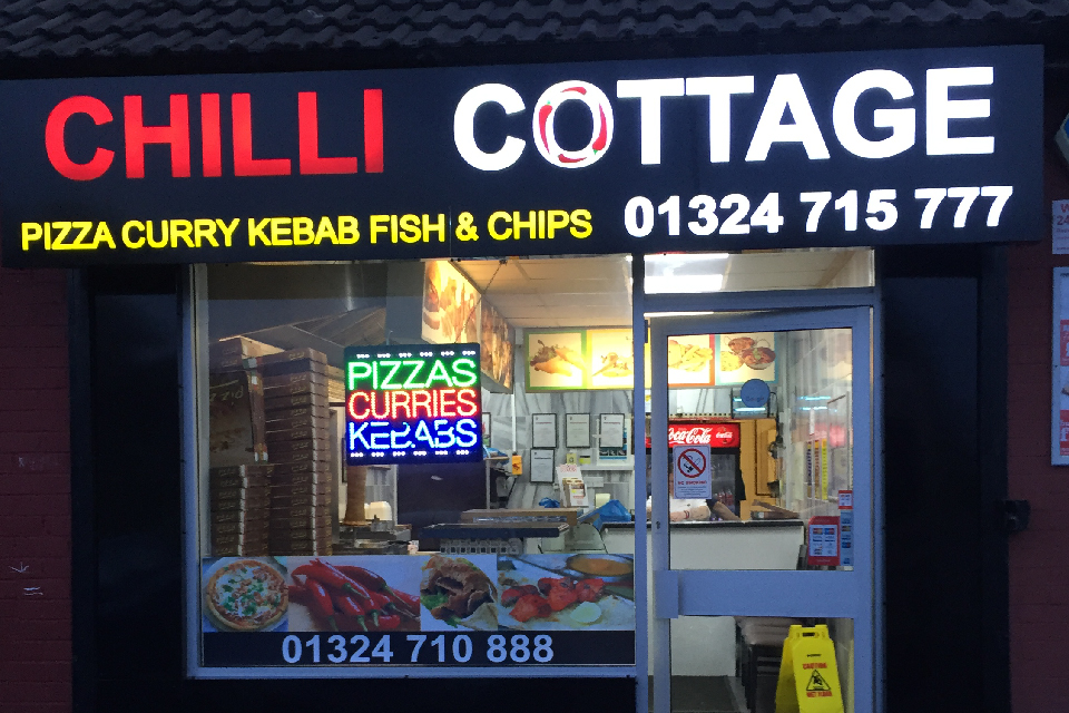 Chilli Cottage