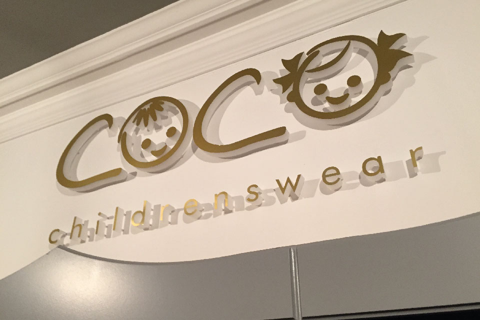 signs-edinburgh-3D-Letters-Built-up-edge-lit-signs-edinburgh-coco-sign-white