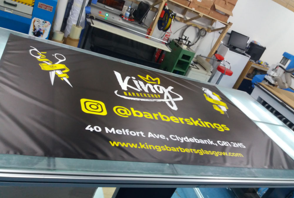 Banners & Printing
