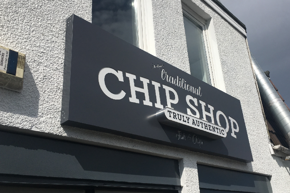 Chip Shop Coatbridge